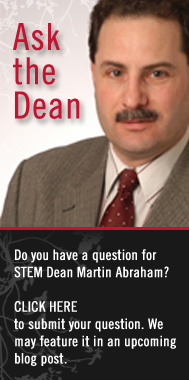 Ask the Dean a question
