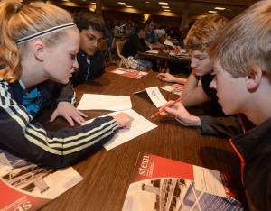 MathFest Students